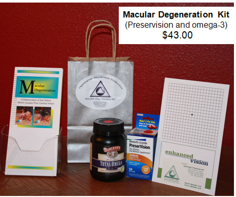 Macular Degeneration Kit